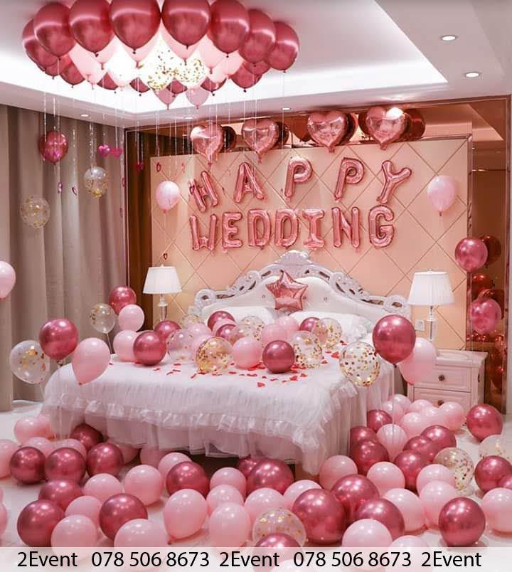 trang trí phòng tân hôn giá rẻ