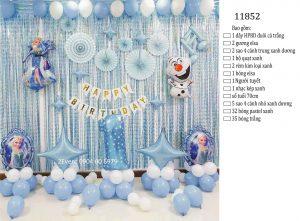 Mẫu trang trí sinh nhật tại nhà đơn giản đẹp cho bé 06